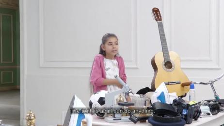 Always: What Girls Can Do Film by H&C Leo Burnett Beirut, MSLGroup