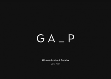 Gómez-Acebo & Pombo: Filling the gap [image] 1 Design & Branding by Interbrand Group