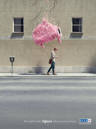 Bcaa: Piano Print Ad by DDB Vancouver