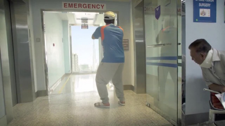 Wavo: Wheelchair Gas Film by Misfits Content Creators Dubai, Montage TV Productions