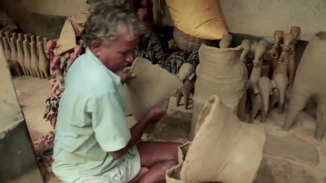 Government of West Bengal: Terracotta horse Film by Genesis Kolkata