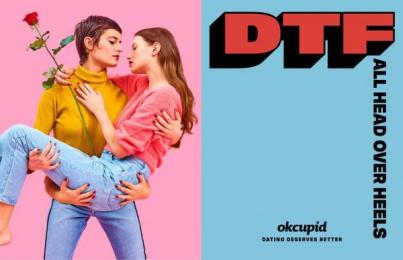 Okcupid.com: Okcupid.com Print Ad by Wieden + Kennedy New York