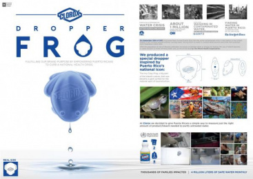 Clorox: Clorox Direct marketing by DDB Puerto Rico
