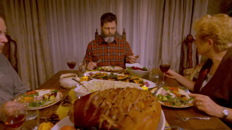 Lagavulin: Nick Offerman's 'Thanksgiving' Film