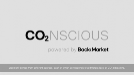 Back Market: Co2nscious Film by BETC