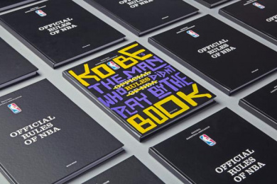 ESPN: Kobes Rules Book, 5 Design & Branding by Africa Sao Paulo
