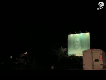 Western Union: FRANKLIN GANDHI Outdoor Advert by McCann Erickson Mumbai