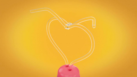 Binggrae: Love Straw Film by Innored