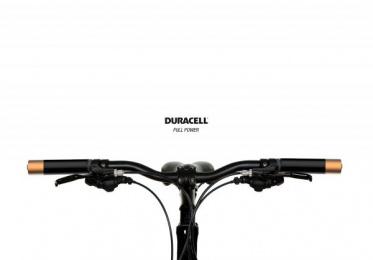 Duracell: Bike Print Ad by Muchimuchi