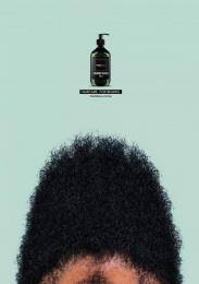 Mandevu Beard Care: Plump Print Ad by Y&R Kenya