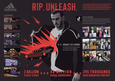 Adidas: adidas Z.N.E. - Case Board Print Ad by TBWA\ Shanghai