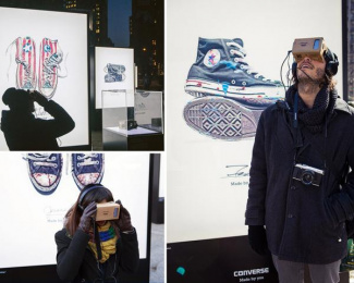 Converse: Made By You, 6 Outdoor Advert by Anomaly New York, J. Walter Thompson New York