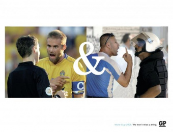 Goteborgs-posten: MELLBERG Print Ad by Forsman & Bodenfors Gothenburg