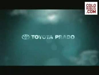 Toyota Land Cruiser Prado: ICE SCULPTURES Film by Saatchi & Saatchi Sydney