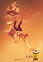 McDonald's: Library Print Ad by Rocket Yard