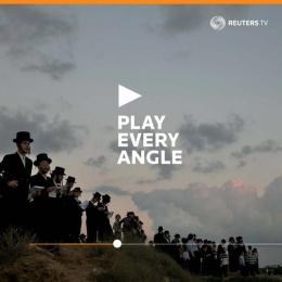 Reuters: Tophat Print Ad by John McNeil Studio