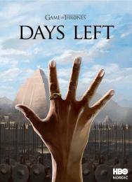 Game Of Thrones: The Countdown, 1 Outdoor Advert by SELIGEMIG Copenhagen