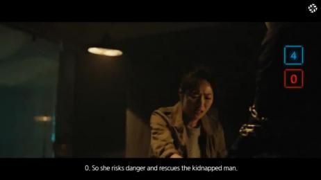 Samsung Galaxy S8: Cube Movie Film by 617, Cheil Seoul