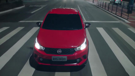Fiat: Reverse Digital Advert by Publicis Buenos Aires