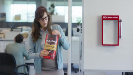 Jack Link's Beef Jerky: Office freakout Film by Mekanism, Tool Of North America