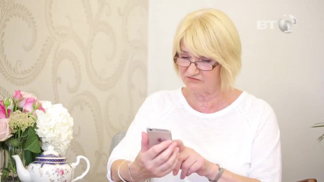 BT TV: Grannies try Snapchat Film by Fleishman Hillard