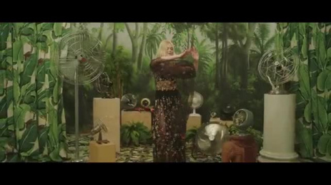 Vogue: Vogue Elle Fanning's Fan Fantasy Film by Moxie Pictures