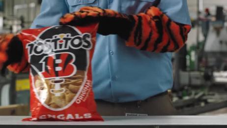 Tostitos: Cincinnati Bengals Film by Goodby Silverstein & Partners San Francisco
