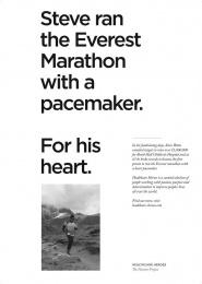 Havas: Healthcare Heroes, 1 Print Ad by Havas Lynx Manchester