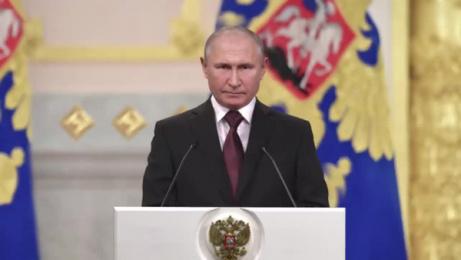 RepresentUS: Vladimir Putin Film by Mischief At No Fixed Address