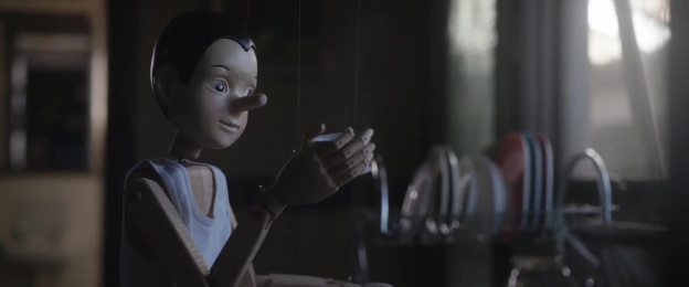 Cabot's: Pinocchio Film by Fiction Films