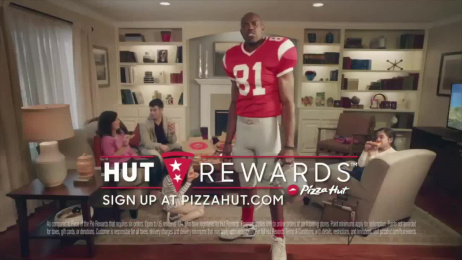 Pizza Hut: Terrell Owens Free Pizza Faster Film