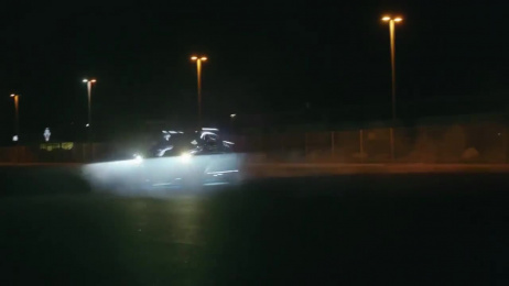 Infiniti QX: Inspired Light Film by TBWA\RAAD Dubai