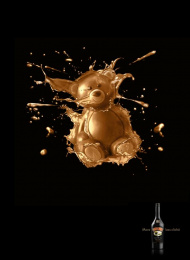 Bailey's: More Baileys Less Cliche, 1 Print Ad by Digitas Lima