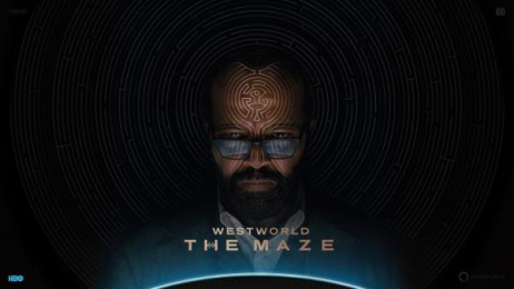 HBO: Westworld: The Maze [image] Print Ad by 360i