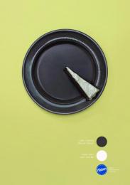 Pillsbury Pizza Pops: Literal Graphs 2 Print Ad by Y&R Johannesburg
