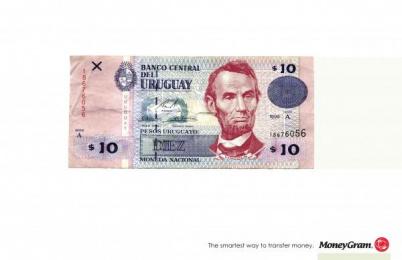 Moneygram: URUGUAY Print Ad by DraftFCB Puerto Rico