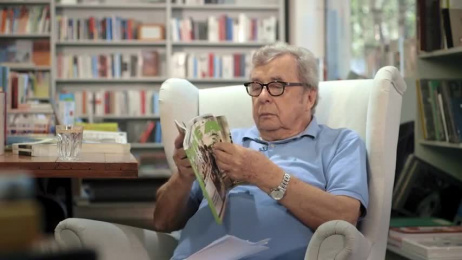 IKEA: Literary Critic Reviews Ikea Catalogue [video] Film by BIGFISH Filmproduktion, Wirz Werbung Zurich, Wirz Zurich