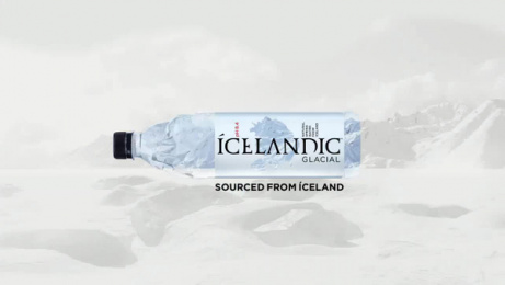 Icelandic Glacial Water: You Are What You Drink Film by Doner