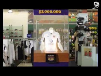 Umbro Clothing: 1 MILLION DOLLAR T-SHIRT Direct marketing by Maruri Grey Quito