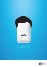 Orbit: Happy Father's Day Print Ad by BBDOMediaedge Kenya