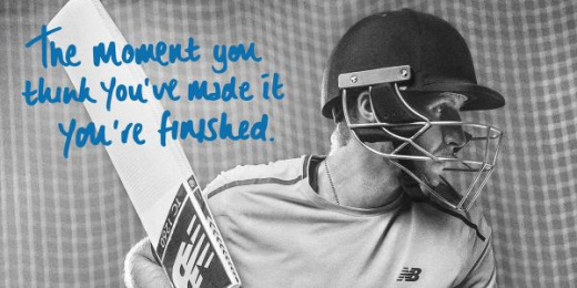New Balance: #myfutureself with Joe Root, 2 Print Ad by Bmb London, Park Village