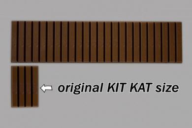 Kit-kat: Kit Kat Advent Calendar, 2 Direct marketing by J. Walter Thompson Frankfurt