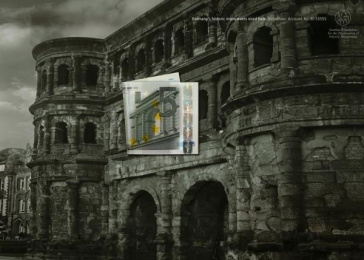 Fund For Preservation Of Historic Monuments: PORTA NIGRA Design & Branding by Ogilvy & Mather Frankfurt