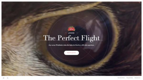 Stella Artois: The Perfect Flight Print Ad by Mother London