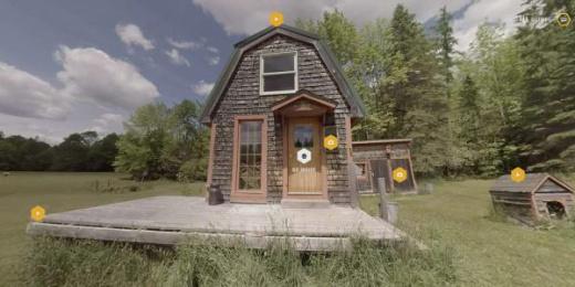 Burt's Bees: Cabin Digital Advert by Baldwin&