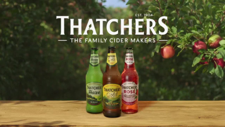Thatchers: Family Film by Another Film Company, McCann Bristol