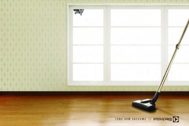 Electrolux: Cat Print Ad by DDB Bogota