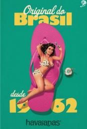 Alpargatas: Pin Up [alternative version] Print Ad by ALMAP BBDO Brazil, Landia