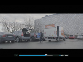 Volvo: Roam Delivery, 3 Digital Advert by OgilvyOne London