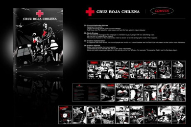Chilean Red Cross: HEROES Print Ad by J. Walter Thompson Santiago